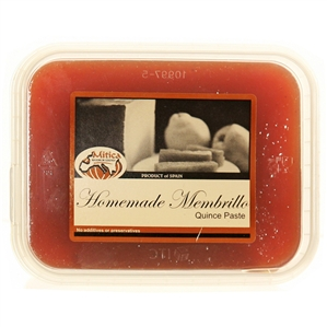 Homemade Membrillo Quince Paste (Mitica) - 280 gram tub